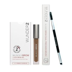 Набір WUNDERBROW Гель для брів + WUNDERBROW DUAL PRECISION BRUSH Кисть для брів